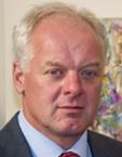 portret van Haas mdr fm, De heer mr. L.J.G. de